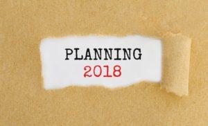 Planning 2018