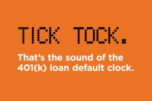 Tick Tock Goes the Loan Default Clock