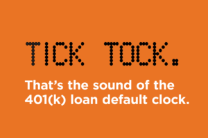 Tick Tock Goes the Loan Default Clock