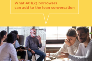 Employees Stressed Over Possibility Of 401(K) Loan Defaults, New Study By Custodia Financial And Greenwald & Associates Shows